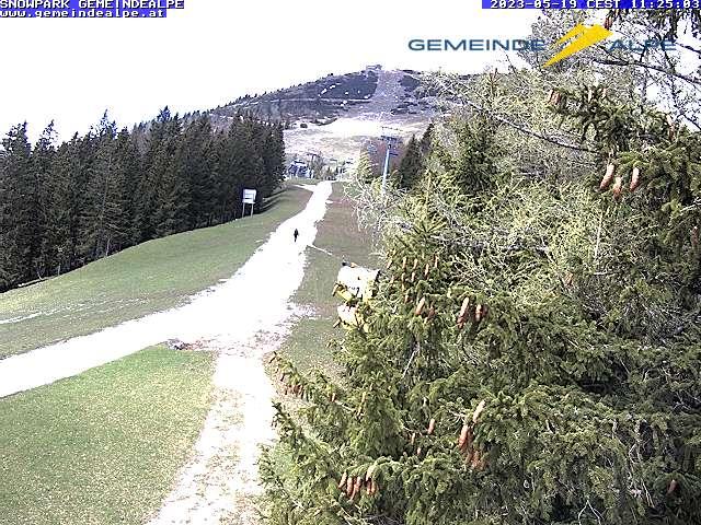 Gemeindealpe Mitterbach – Snowpark