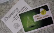 Weihnachtskarten inkl. Postversand