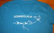 Shirts für die Dürrieglalm
