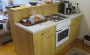 Küchenzeile vor dem Umbau
