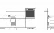 Küchenplan für Umbau
