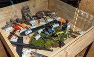 Jagdabteilung bei Arzberger - Foto: Fred Lindmoser