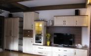 Maßgefertigter Wohnzimmerverbau