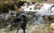Videoerstellung Wasserfall