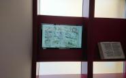Monitor und Player für Show alte Ansichten