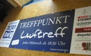 "Transparent ""Lauftreff"""