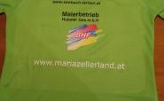 Shirt bedruckt mit Logo 4c