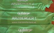 Vier Teams der Firma Arzberger