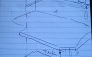 Entwurf Schreibtisch