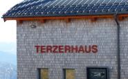 """Alu-Buchstaben """"Terzerhaus"""""""
