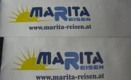 Marita Reisen Kuverts
