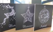 Muster Weihnachtskarten