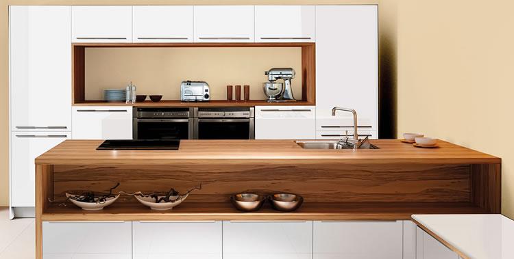 Küche - Foto: www.haka.at