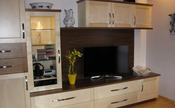 Wohnzimmerverbau Ihr Internettischler